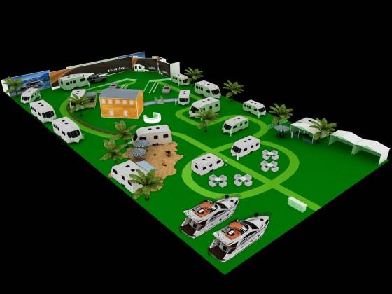 房车展厅设计方案